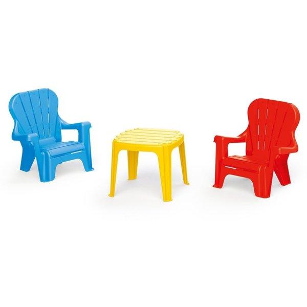 Масичка с две столчета